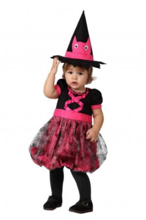 Baby heksekostume 300x450 - Hekse kostume til baby