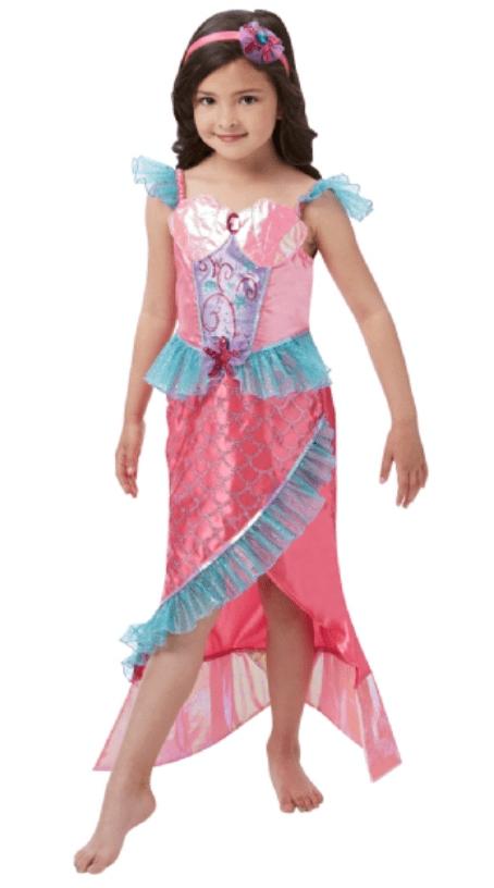 Kostumeuniverset Ariel Børn Ariel Kostumeuniverset Til Børn Kostume Ariel Kostume Til Kostume Til 40wPOq