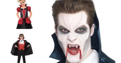 vampyr kostume til børn, vampyr kostumer, vampyr udklædning dreng, vampyr udklædning pige, vampyr pige kostume, vampyr dreng kostume, vampyrtøj, vampyrkjoler, dracula kostume, dracula udklædning, dracula, dracula fakta, vampyr fakta, halloween kostumer, uhyggelige kostumer, kostume universet, kostumeuniverset