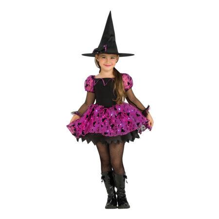 halloween heks kostume til børn 450x450 - Hekse kostume til børn