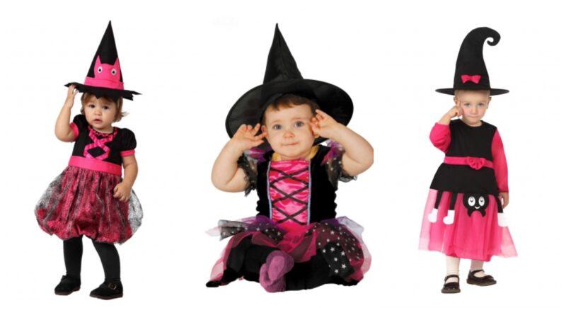 hekse kostume til baby 800x445 - Hekse kostume til baby