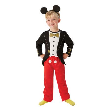 mickey mouse kostume til børn mickey mouse børnekostume mickey mouse udklædning til drenge børnekostume fastelavnskostume disney kostume til børn