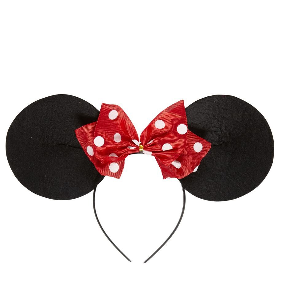 mini mouse øre