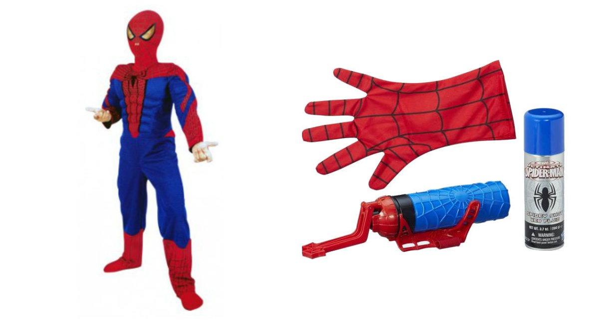 spiderman dragt til voksne