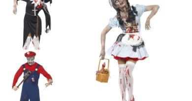 zombie kostume til voksne zombie udklæning halloween zombie