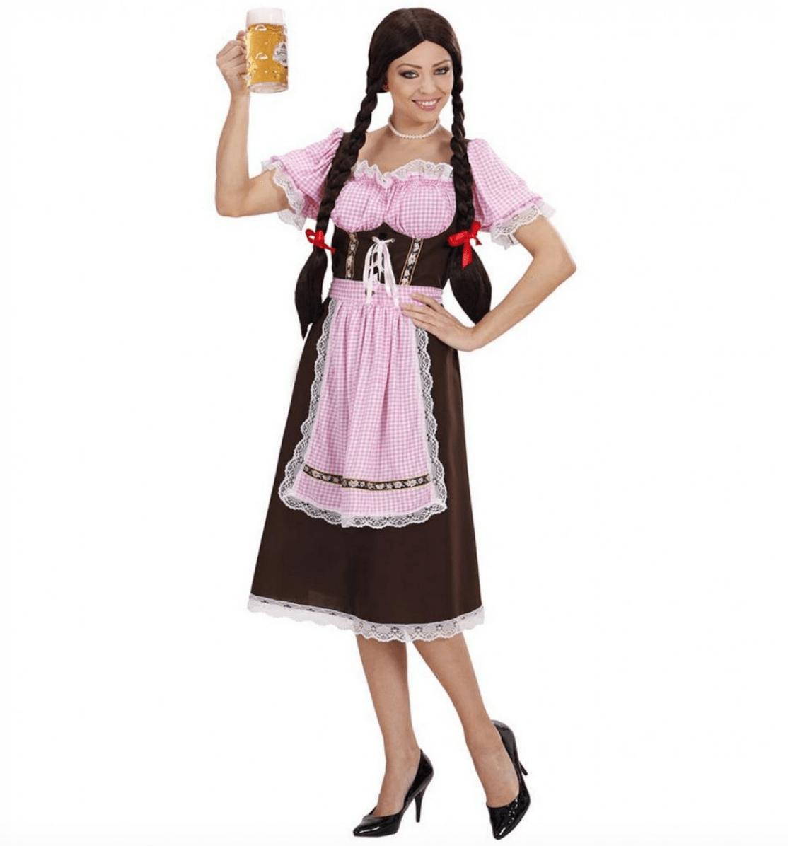 Skærmbillede 2017 08 24 kl. 15.54.42 - Oktoberfest kostume til kvinder