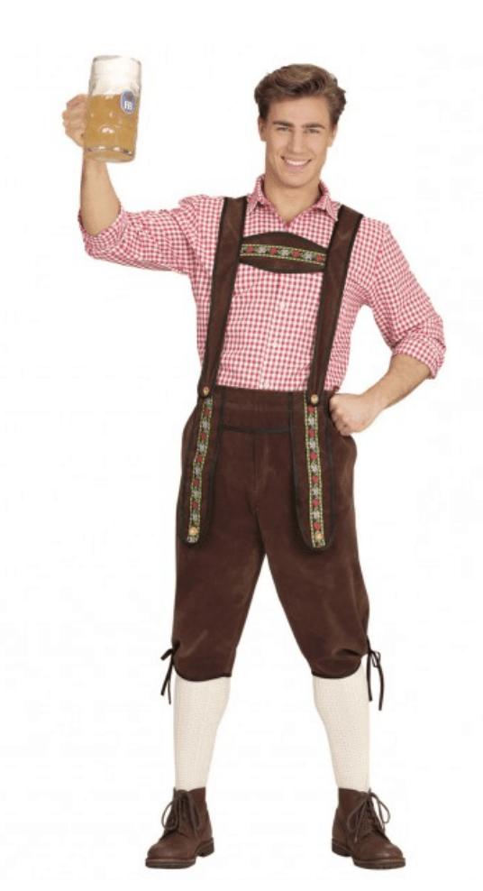 Skærmbillede 2017 08 24 kl. 16.40.52 - Oktoberfest kostume til mænd