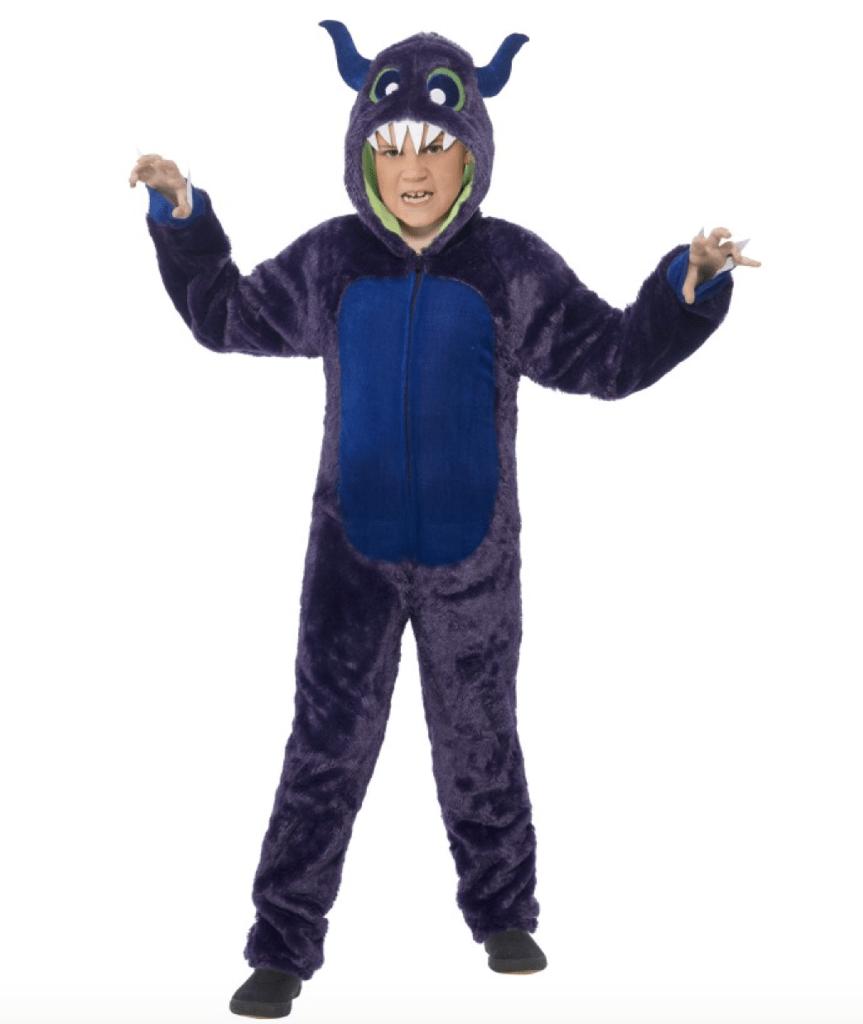 Skærmbillede 2018 09 05 kl. 10.07.15 863x1024 - Monster kostume til børn og baby