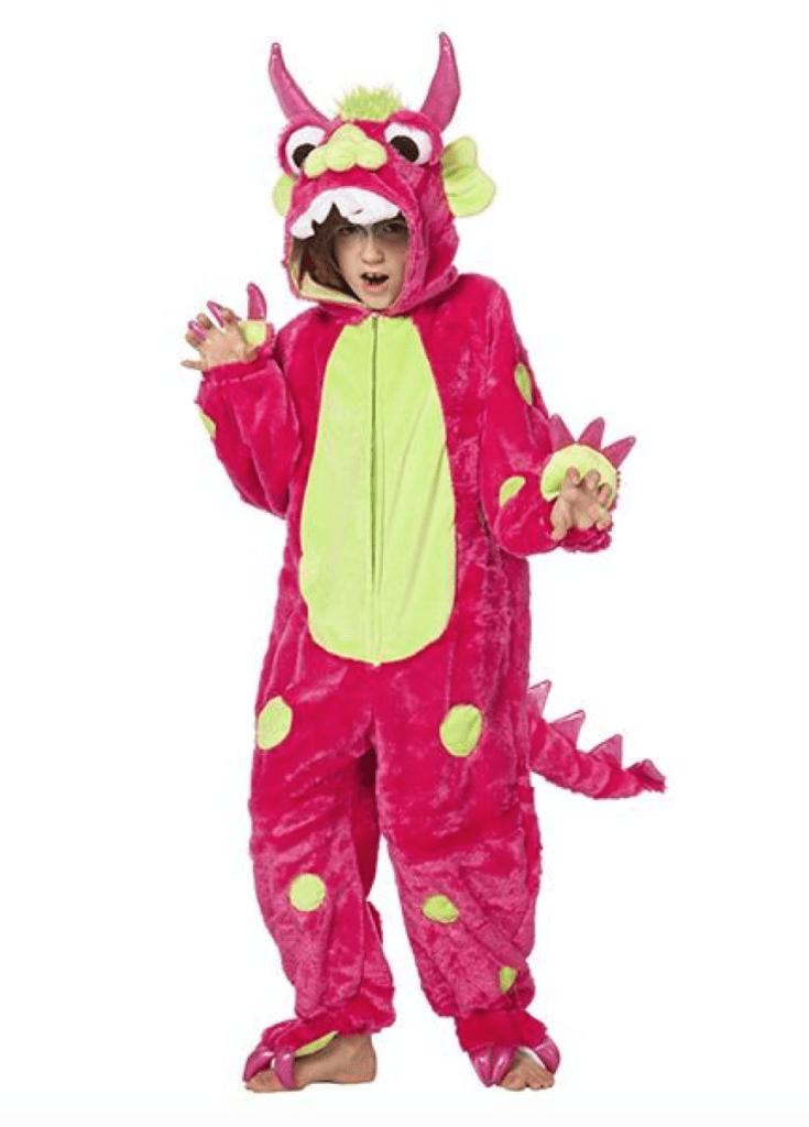 Skærmbillede 2018 09 05 kl. 10.09.38 735x1024 - Monster kostume til børn og baby