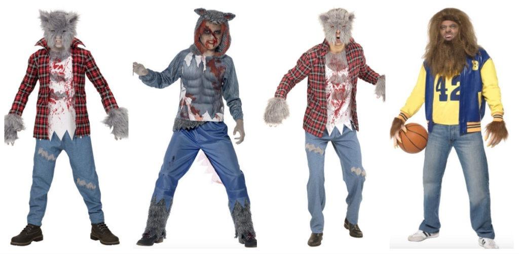 collage 26 1024x502 - Varulv kostume til voksne og børn