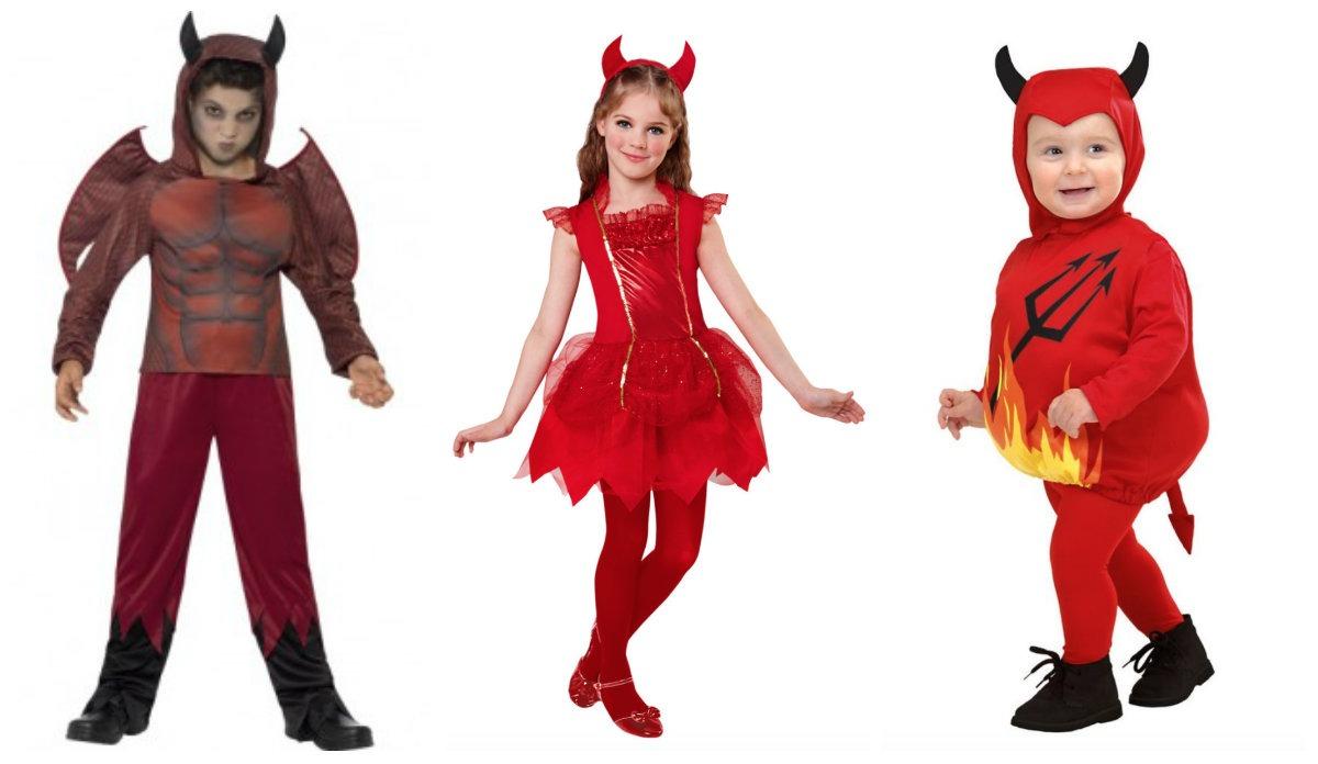 553a8ed1de27 djævel kostume til børn. djævel udklædning til børn