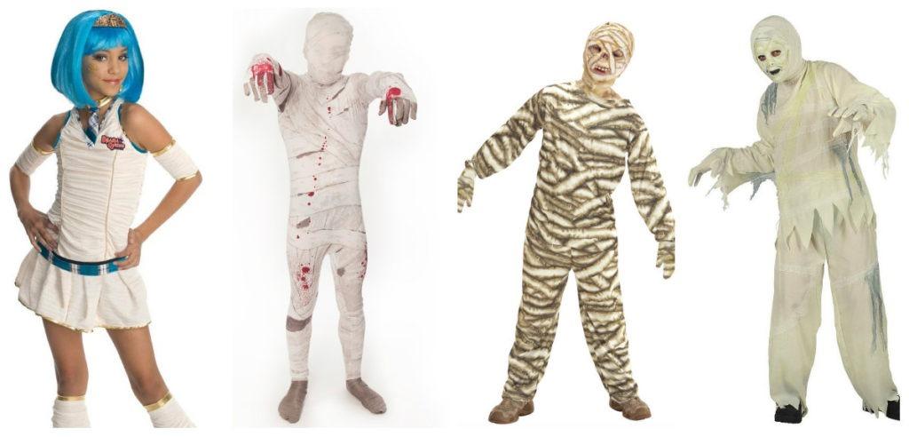 collage 37 1024x492 - Mumie kostume til børn