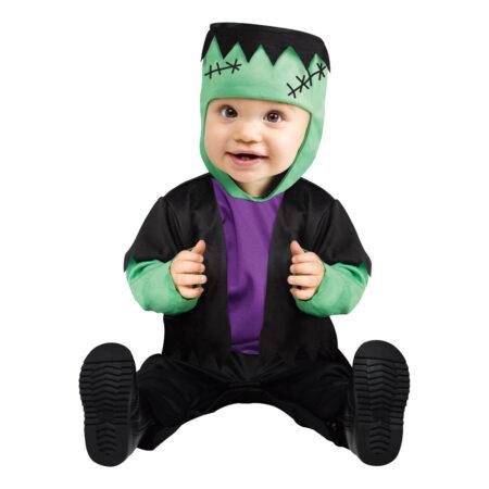 frankenstein baby kostume halloween kostume til baby