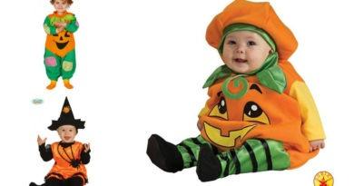 grækar kostume til baby græskar babykostume halloween babyudklædning halloween kostume baby 6 måneder halloweenudklædning 1 år