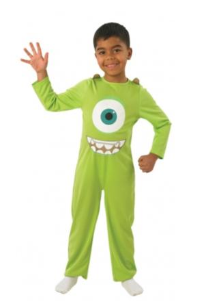monster inc kostume til børn