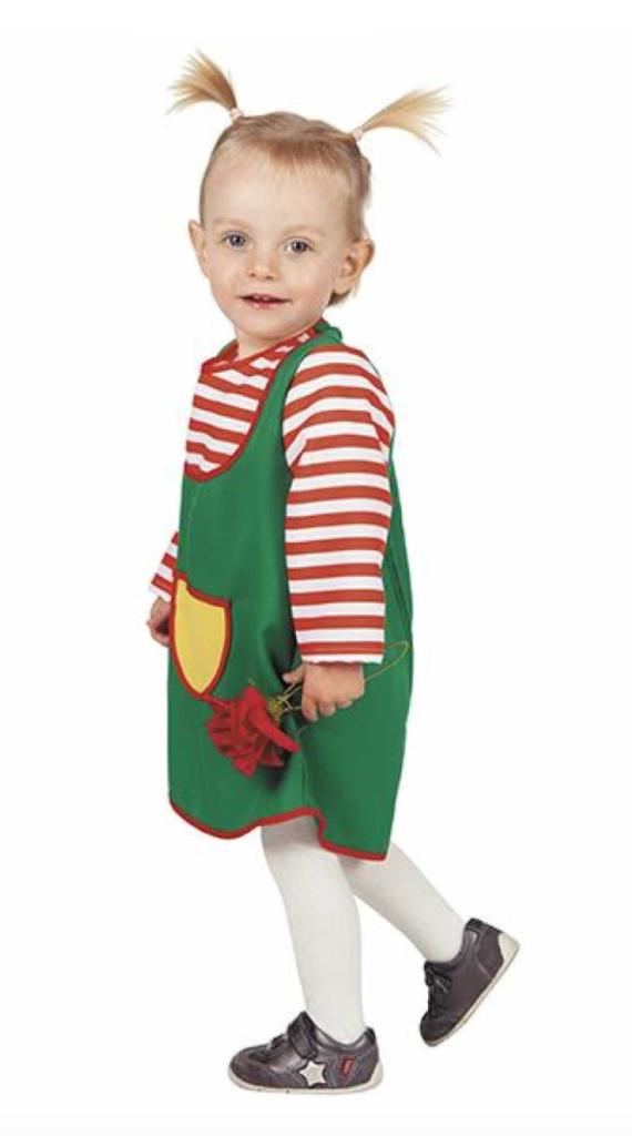 pippi langstrømpe børne kostume 570x1024 - Pippi langstrømpe kostume til børn