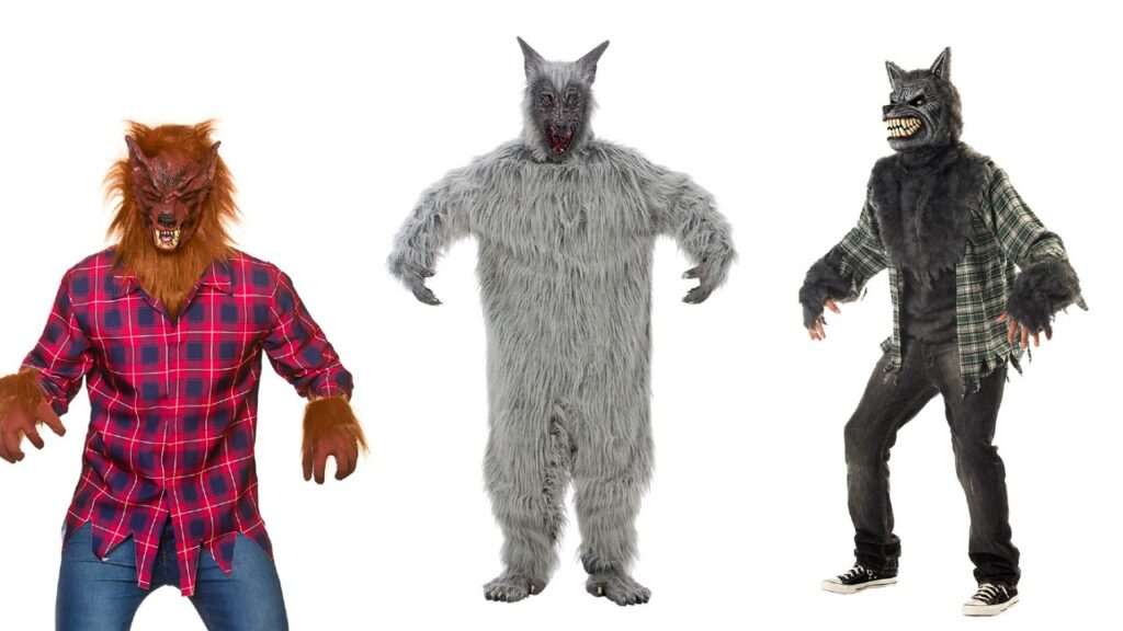 varulv kostume til voksne