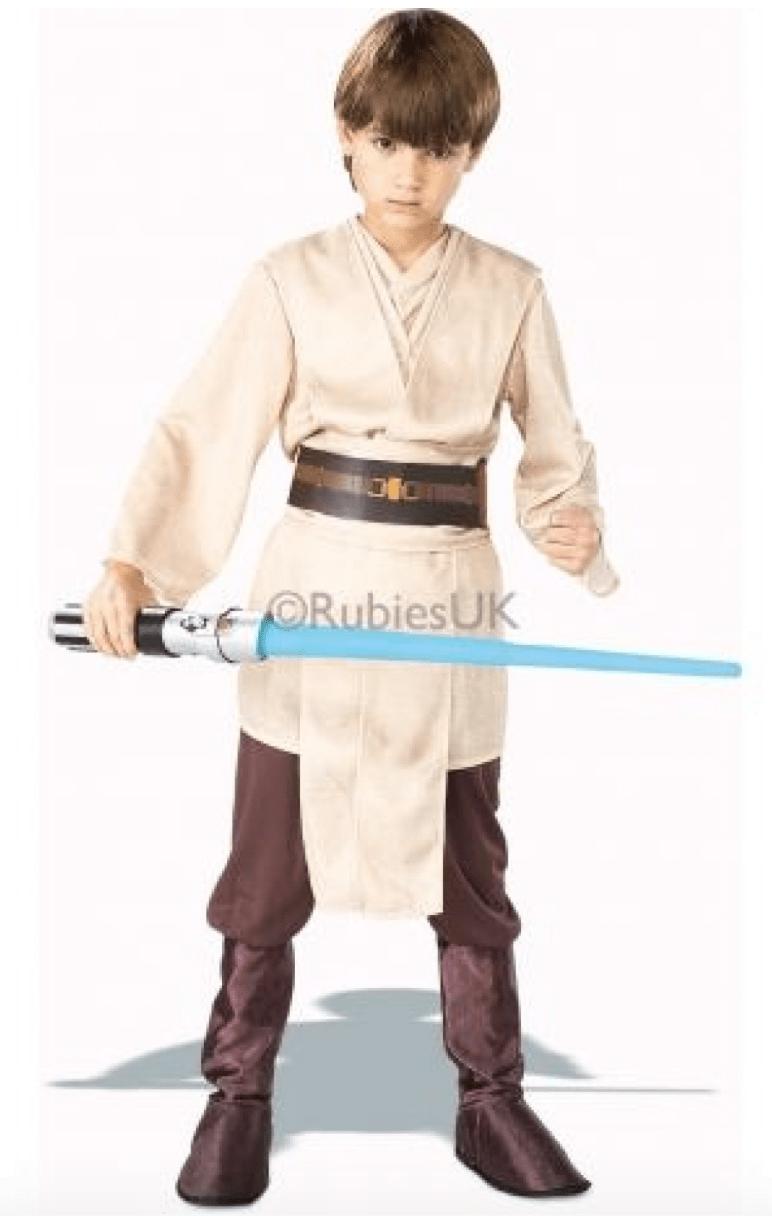 Skærmbillede 2017 09 01 kl. 11.49.59 - Star Wars kostume til børn