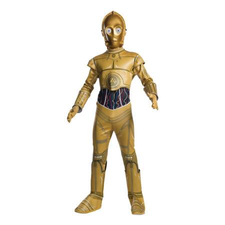 c 3po børnekostume 450x450 - Star Wars kostume til børn