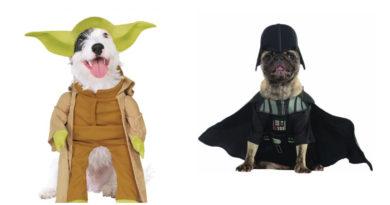 Star wars hunde kostume, star wars kostume til hund, star wars hundekostumer