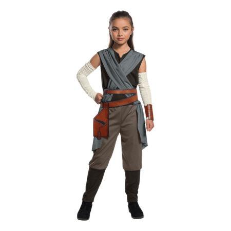 rey børne kostume 450x450 - Star Wars kostume til børn