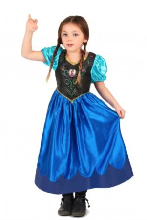 Anna børnekostume 301x450 - Frost Anna kostume til børn