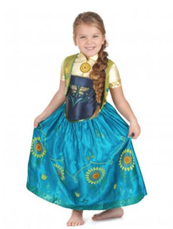 Anna sommerkjole 341x450 - Frost Anna kostume til børn
