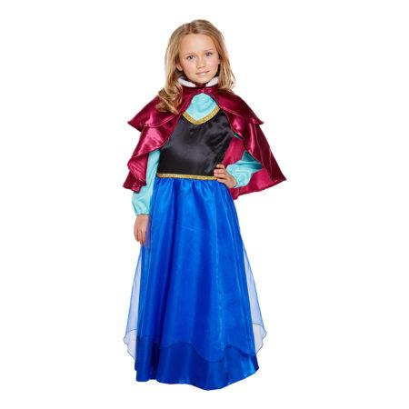 anna børnekostume 450x450 - Frost Anna kostume til børn