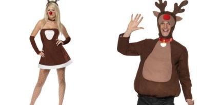 rudolf kostume til voksne, rudolf dragt til voksne, rudolf udklædning til voksne, rudolf kostumer, rudolf voksen kostumer, rodulf med den røde tud, kender i den om rudolf, rudolf tekst, jule kostumer, julekostume til voksne, kostume universet, kostumer til hele familien