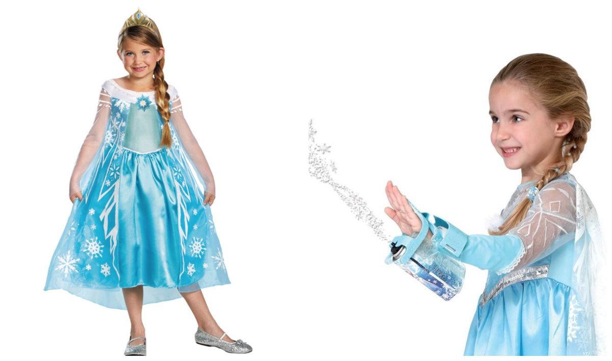 2db13eaa29d1 elsa kostume til børn elsa udklædning udsalg