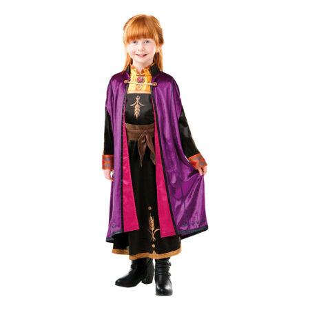 frost kostume anna frost 2 kjole frost 2 anna kostume til børn