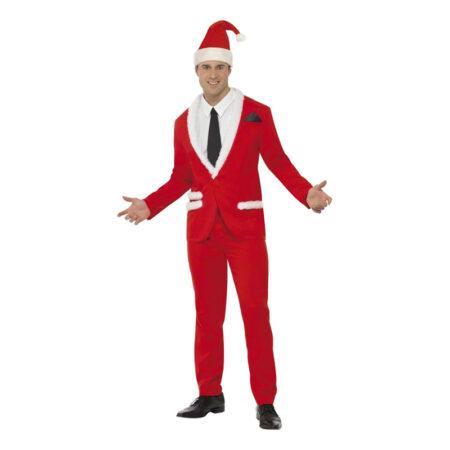 nisse jakkesæt 450x450 - Nisse kostume til voksne
