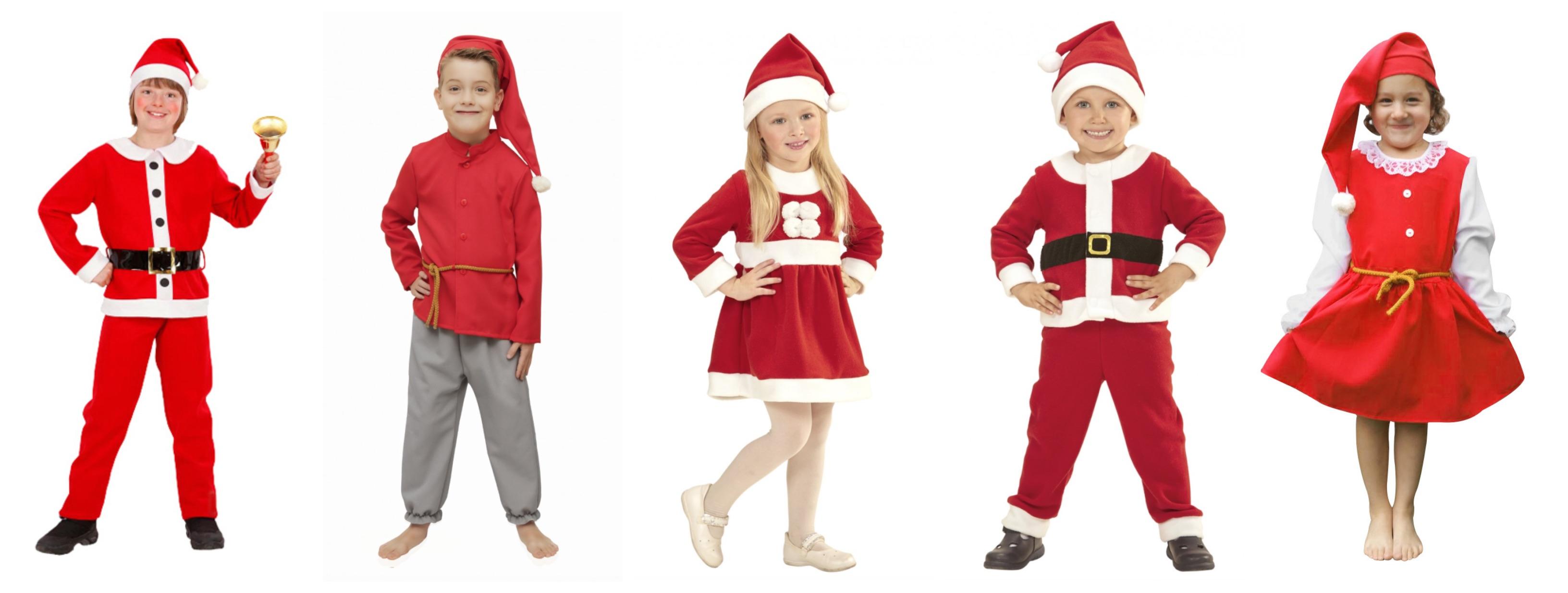 nisse kostume til børn 1 - Nisse kostume til børn
