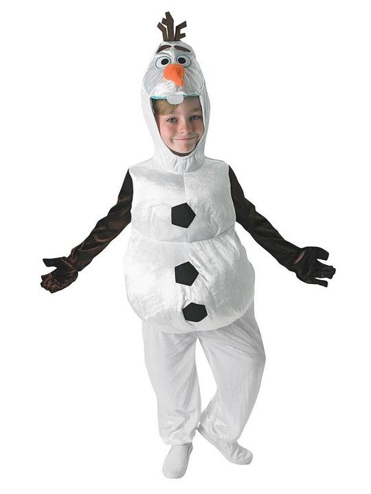 olaf kostume til børn olaf udklædning frost olaf fastelavnstøj olaf heldragt olaf legetøj