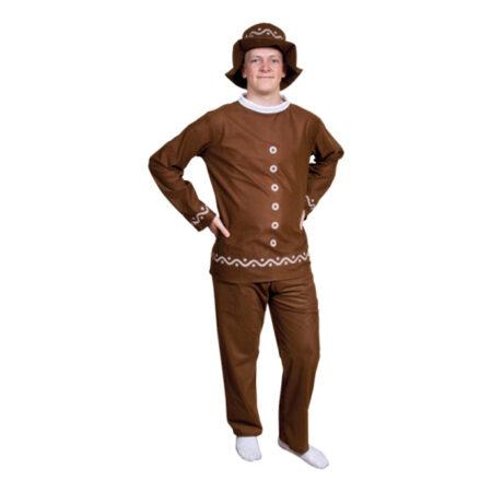 peberkagemand kostume til voksne 450x450 - Sjove julekostumer til voksne