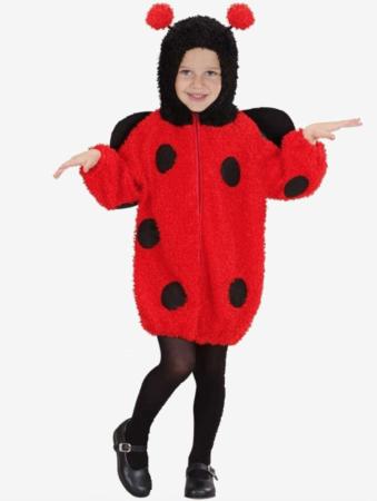 mariehøne kostume til børn 339x450 - Mariehøne kostume til børn