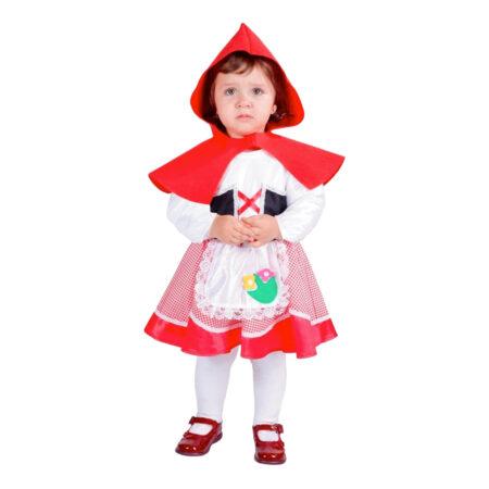 Rødhætte babykostume 450x450 - Rødhætte kostume til børn