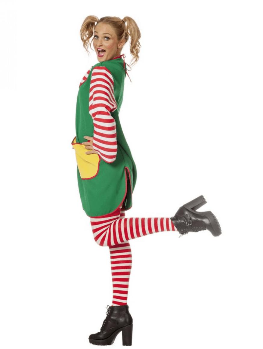Elskede pippi-langstrømpe-kostume-til-voksne - KostumeUniverset DS52