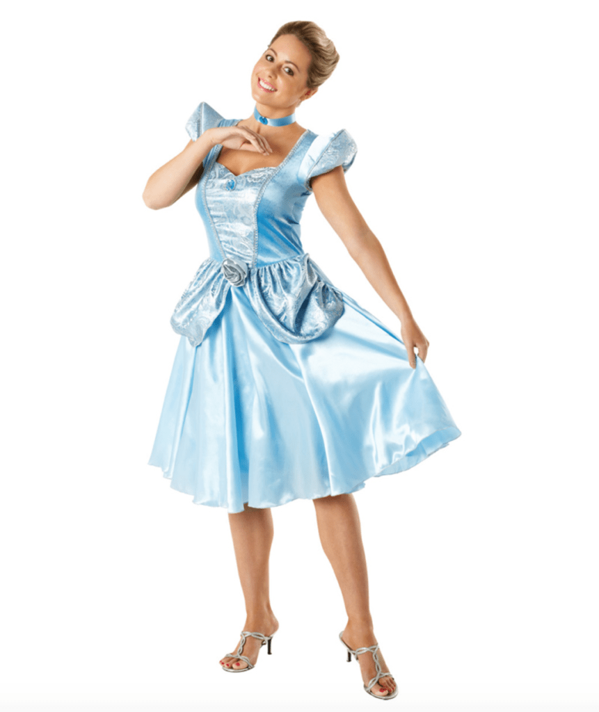 aff9720dcd5d Askepot kostume til voksne - KostumeUniverset