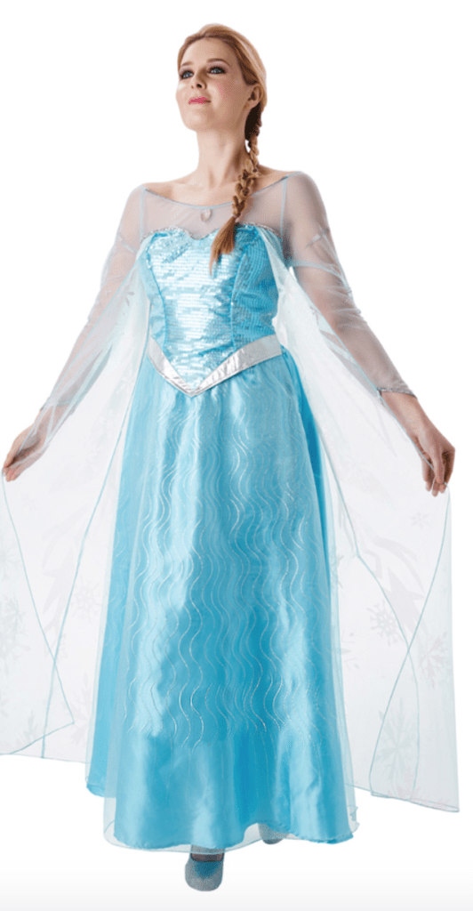 Skærmbillede 2019 01 02 kl. 10.02.34 532x1024 - Elsa kostume til voksne