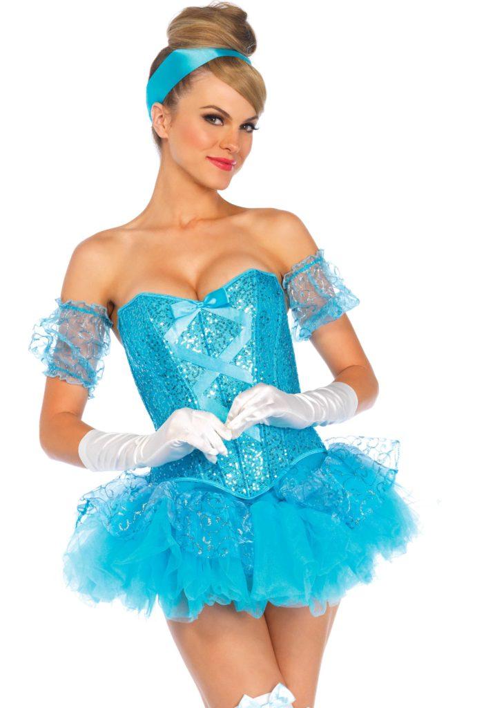 askepot kostume til voksne fastelavnskostume til voksne eventyrligt kostume temafest kostume disney kostume til voksne