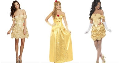 collage 14 390x205 - Belle kostume til voksne