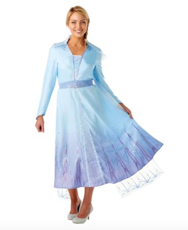 frost 2 voksen kostume 368x450 - Elsa kostume til voksne