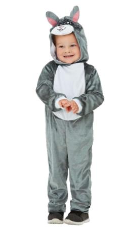 kanin kostume til baby kanin babykostume