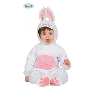 kaninkostume til baby kanin kostume til baby kanin udklædning til baby kanindragt fastelavn ...