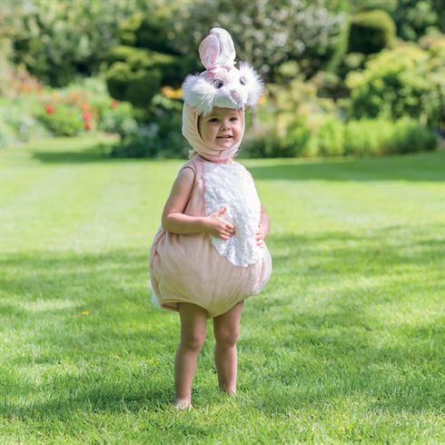 Kanin kostume til baby - KostumeUniverset
