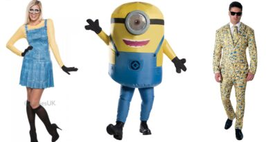 minions kostume til voksne 390x205 - Minions kostume til voksne