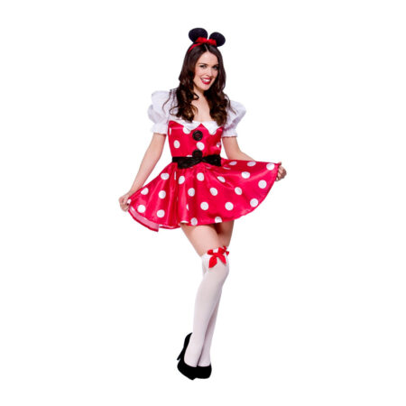 minnie mouse kjole mini mouse kostume til voksne