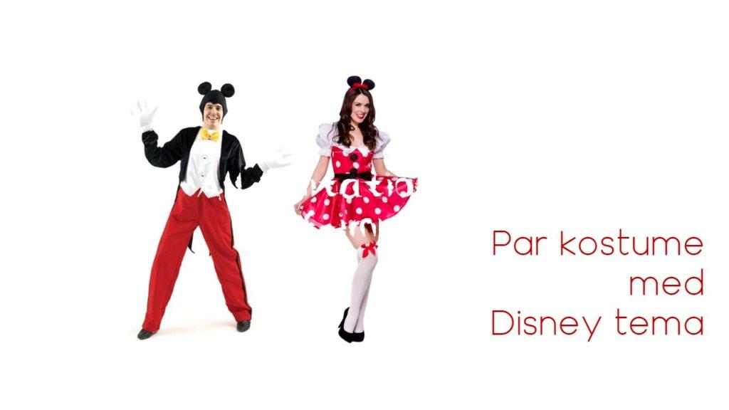 par kostume minnie mouse og mickey mouse kostume parkostume
