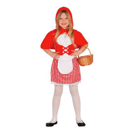 rødhætte børnekostume 450x450 - Rødhætte kostume til børn